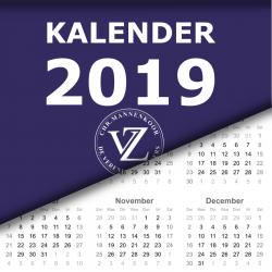 VZ kalender 2019